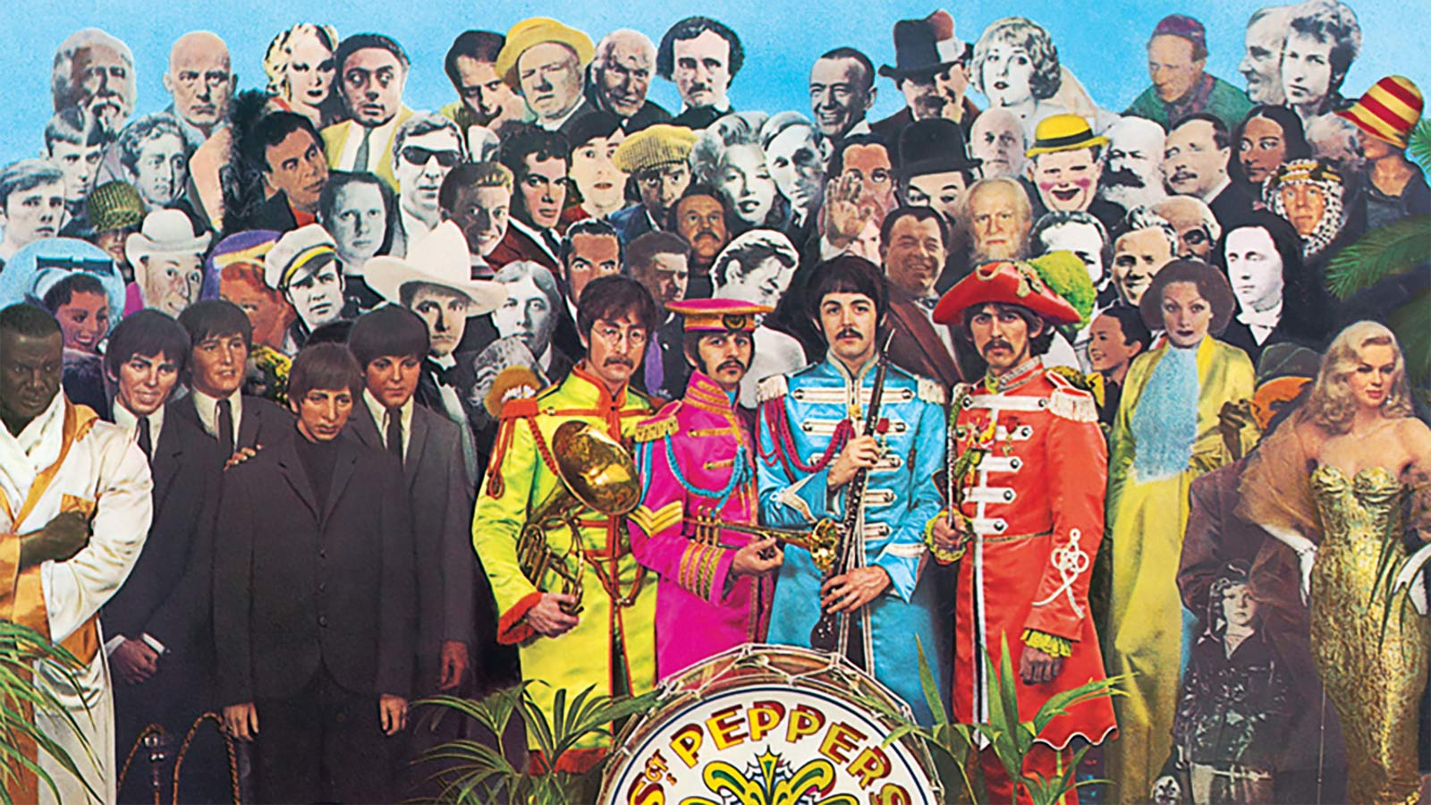 sgt peppers lonely hearts 1