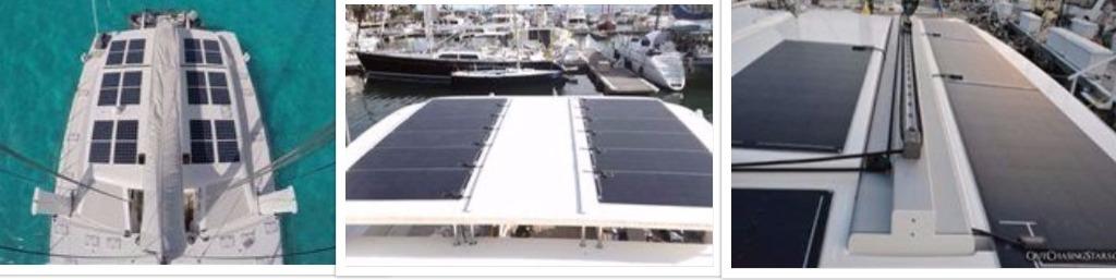 Deck solar panel 2