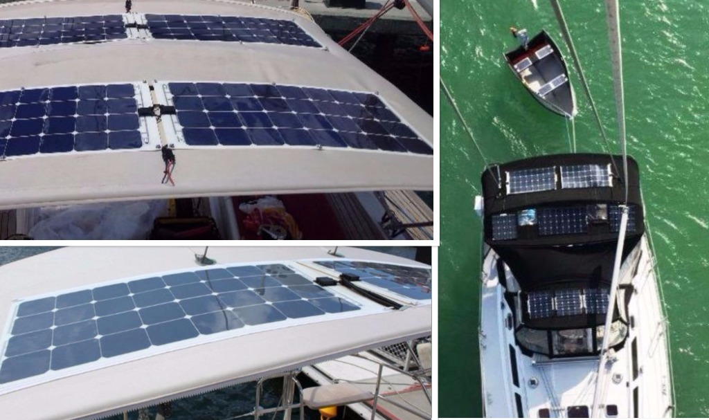 10 Popular Spots To Install Solar Panels On Your Boat