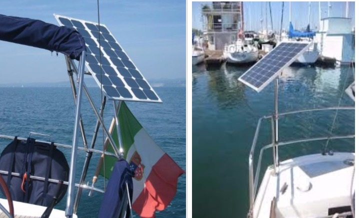 Solar Panels For Boats >> 10 Popular Spots To Install Solar Panels On Your Boat