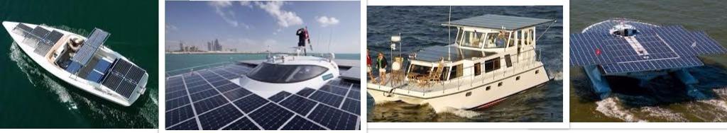 whole boats solar boats